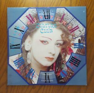 CULTURE CLUB - This Time ~ VINYL LP