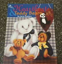 Heartbeats & Teddy Bears by Carrie Graziano Decorative Painting