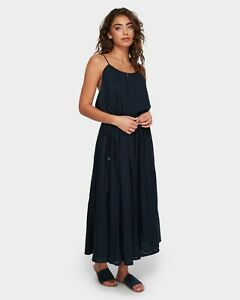 BNWT TIGERLILY LADIES KAPARI DRESS (INDIGO) SIZE 6 LAST ONE RRP $200 BARGAIN
