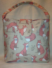 FOX ~ FABRIC BAG FREE UK POSTAGE