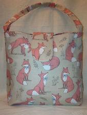 Bolsa de tela Fox ~ GRATIS UK FRANQUEO