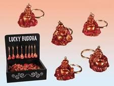 Lucky Buddha - Schlüsselanhänger Mönch Buddhaanhänger Anhänger NEU