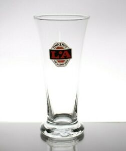 Vintage Tennent's Low Alcohol Lager Beer Glass 0.3L Tennent Caledonian Breweries