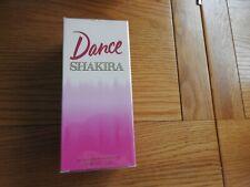 dance shakira eau de toilette 80ml nib