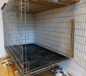 extra large dog crate KT3 3LE 77.5 X 87 X 107 CM suitable for chinchilla too