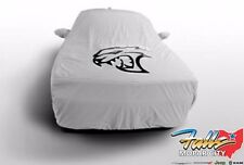 2015 - 2017 Dodge Challenger Hellcat Car Cover with Hellcat Logo Mopar OEM
