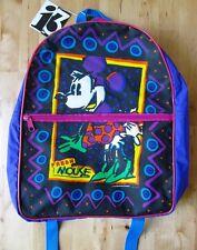 Vintage 90's Disney Minnie Mouse Retro School Bag Backpack Imaginings 3