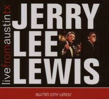 Jerry Lee Lewis - Live from Austin Texas [New CD]