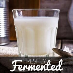 Organic Certified Cultured Buttermilk Starter (UKAS Lab Tested)