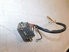 suzuki GS1100E GS1100 voltage regulator rectifier GS1000 GS750E GS750L 1980 1981