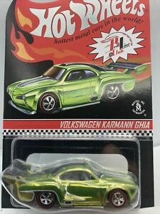 Volkswagen Karmann Ghia RLC HOT WHEELS Redline Club No. 16/3000