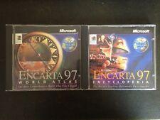 ENCARTA 97 Encyclopaedia & ENCARTA 97 World Atlas