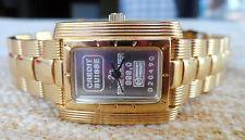 DORIS BLASER Wrist Watch Quartz Women's Fine Silver Gold Color