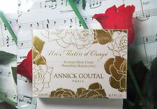Annick Goutal Un Matin D'Orage Body Cream 6.7 Oz. NIB