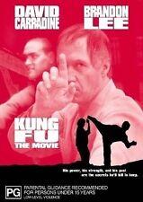 Kung Fu - The Movie (DVD, 2004)