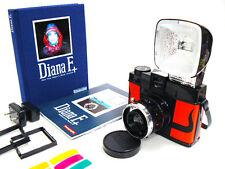 Lomography Diana F+ El Toro Barcelona Lomo Film Camera BRAND NEW Model #582