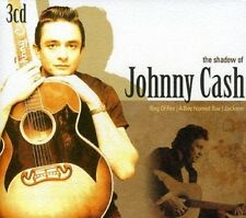 JOHNNY CASH - The Shadow Of Johnny Cash - 3er CD Set - NEU OVP
