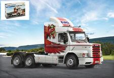 Scania T143h 6x2 Camion Plastique Kit 1 24 Model ITALERI