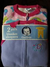 GIRLS/TODDLERS FOTTED 2PC FLAME RESISTANT PAJAMA SIZE 4T NWT