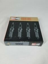 Champion 9006 Iridium Spark Plugs Set of 4 New NIB