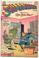 SUPERMAN #82 vg+ Pre-code