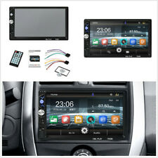 Car MP5 Multimedia Player 7in HD Touch Screen Stereo Radio Bluetooth Mirror Link