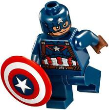 Lego Captain America 76051 76041 76032 Detailed Suit Super Heroes Minifigure