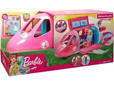 Barbie Dream Plane Playset Toy With Accessories
