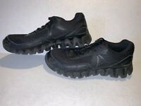 Reebok Zig Evolution BD5560 Mens Running Shoes Black Size 11.5