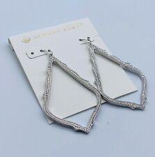 Kendra Scott Sophee Drop Earrings in Silver
