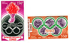 Congo 1971 Summer Olympic, Munich 1972, MNH, perf. #1