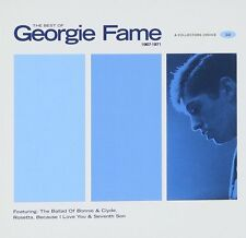 Georgie Fame Best Of 1967-1971 CD NEW Ballad Of Bonnie & Clyde/Rosetta+