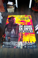 Die Hard 3 With A Vengeance 4x6 ft French Grande Movie Poster Original 1995