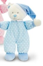 e89a017ee85 Baby Boys Girls Teddy Bear Soft Plush Toy Keel Toys Newborn Baby Shower Gift