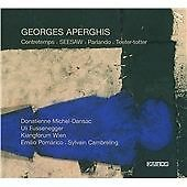 Georges Aperghis - : Contretemps; SEESAW; Parlando;Teeter-totter (2012)