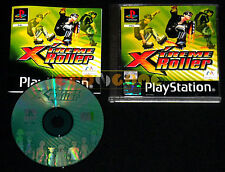 X'TREME ROLLER Ps1 Versione Ufficiale Italiana 1ª Edizione ••••• COMPLETO