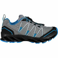 CMP Boys Running Sports Shoes Kids Altak Trail Shoe 2.0 Grey Breathable
