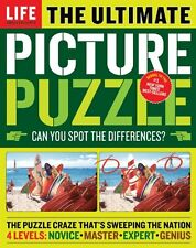 Life: The Ultimate Picture Puzzle: Can You Spot the Differences? (Life (Life Boo