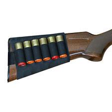 NEW Ace Case 6 Round Shotgun Buttstock Bullet Band/Shell Holder - Remington 870