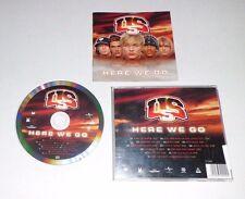 CD  US5 US 5 - Here We Go  13.Tracks  2005  146