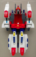 TRANSFORMERS Victory G1 Takara Japan 1989 BONE WHITE C-324 STAR SABER White Jet