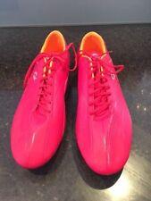 Peli Size 10 Men Soccer/Footy Shoes Red/Orange NEW