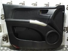 KIA SPORTAGE 2.0 2007 PASSENGER SIDE FRONT DOOR CARD WITH SWITCHES 823011F050W3