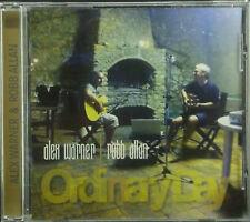 CD ALEX WARNER / ROBB ALLAN - ordinary day, ovp