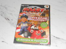 Roary der Rennwagen Pitstop Puzzles PC CD-ROM * Nagelneu/VERSIEGELT * Kinder Spiele