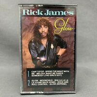 Rick James Glow Cassette 1985 Motown Records