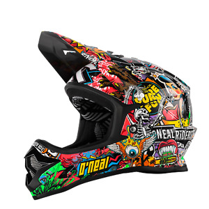 O`Neal Backflip RL Kinder Fullface Helm crank multi Downhill FR Dirt ONEAL Gr. M