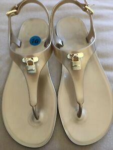 Michael Kors Jelly Sandals's New Size 9