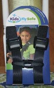 New Kids Fly Safe - Cares Safety Restraint System - Airplane Harness