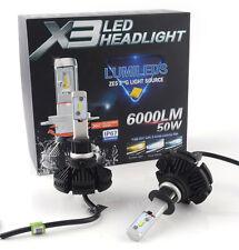 H1 CANBUS 9-36V 50W PHILIPS LED Headlight Kit - BMW 5 Series E34 E39 525i 535i